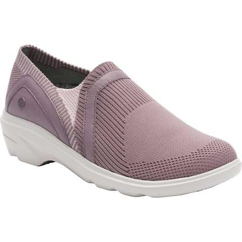 Klogs Women's Evolve Slip-On Sneaker Elderberry Knit