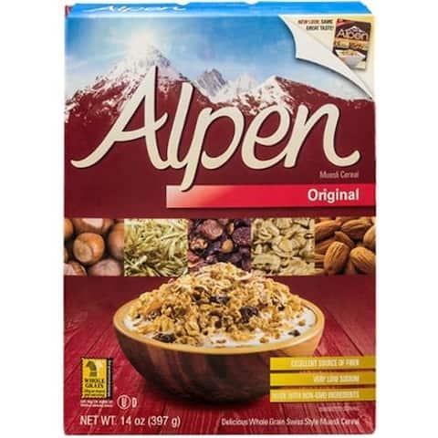 Alpen - Alpen Original Muesli Cereal ( 4 - 14 OZ)
