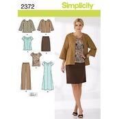 20W-28W - Simplicity Misses Sportswear
