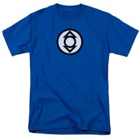 Green Lantern Indigo Tribe Mens Short Sleeve Shirt