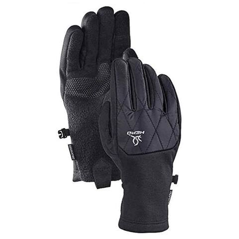 Head Women Hybrid Premium Warm Touchscreen Windproof Gloves