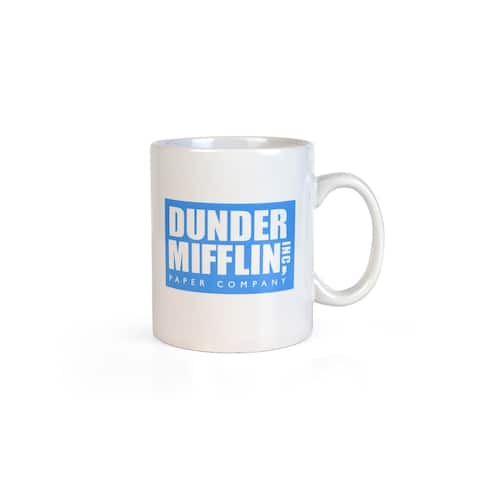 The Office Party Planning Committee 16oz Ceramic Coffee Mug - White