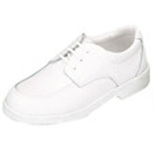 White Lace-up Christening Dress Shoes Toddler Little Boys 5-4
