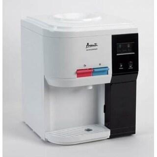 Avanti WD31EC Water Cooler and Dispenser - WHITE/BLACK