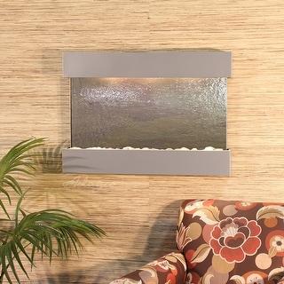 Reflection Creek Fountain - Silver Metallic - Choose Options