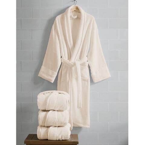 Opulent Cuddle Robe 100 Cotton