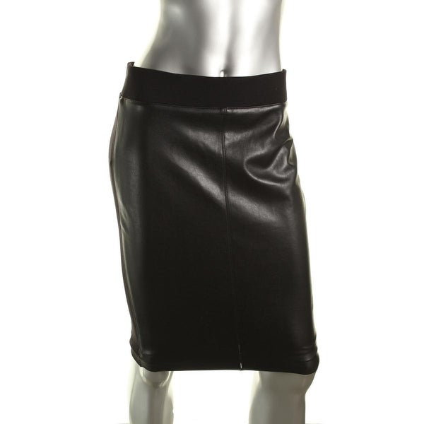 862d8dc8a0 Shop Bailey 44 Womens Pine Cone Skirt Pencil Skirt Ponte Faux Leather - S -  Free Shipping On Orders Over $45 - Overstock - 16703084