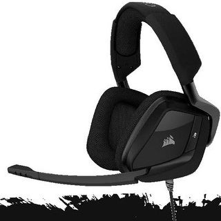 Corsair Void Pro Surround Gaming Headset With Dolby Headphone 7.1 Surround Sound For Pc, Ps4, Xbox One, Nintendo Switch,