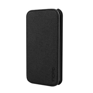 Incipio Watson Wallet Case for Apple iPhone 5c (Black/Black)