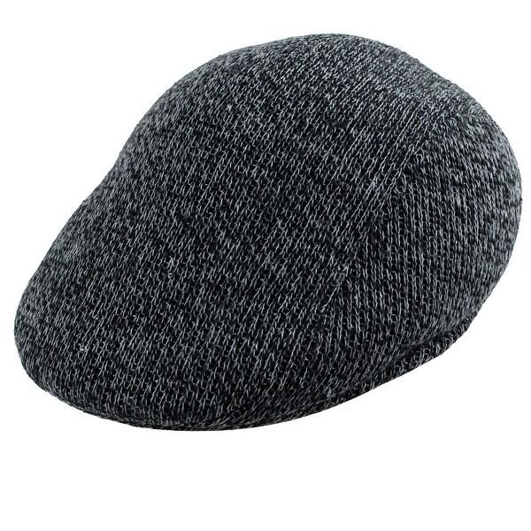 Winter Vintage Style Newsboy Ivy Cap Driving Ear Neck Warm Flat Beret Hat Gray