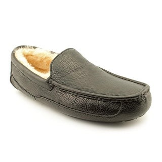 Ugg Australia Ascot Moc Toe Leather Slipper