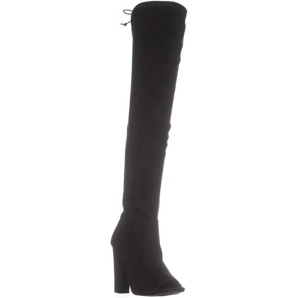 2683a7f5527 Shop Carlos by Carlos Santana Fitz Peep Toe Over The Knee Boots ...