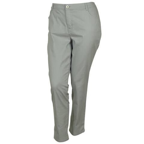 Style & Co. Women's Tummy Control Slim Leg Denim Jeans
