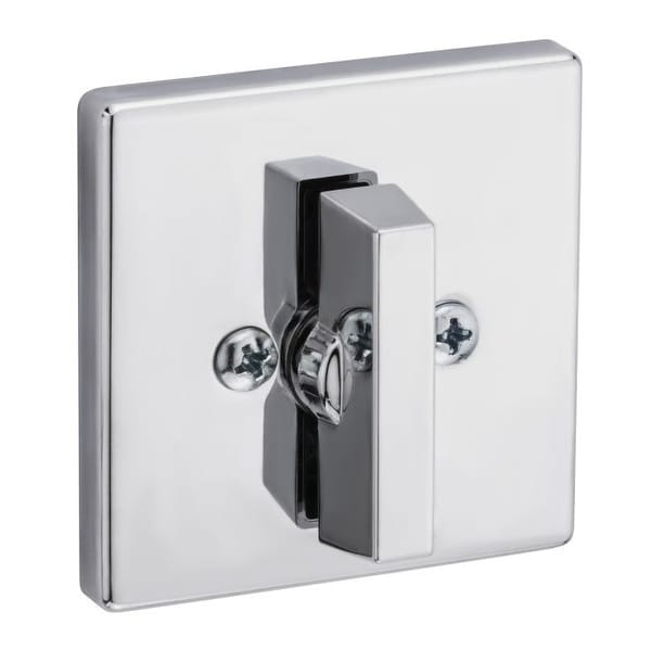 Kwikset 663SQT Privacy One sided Deadbolt from the Signature Series