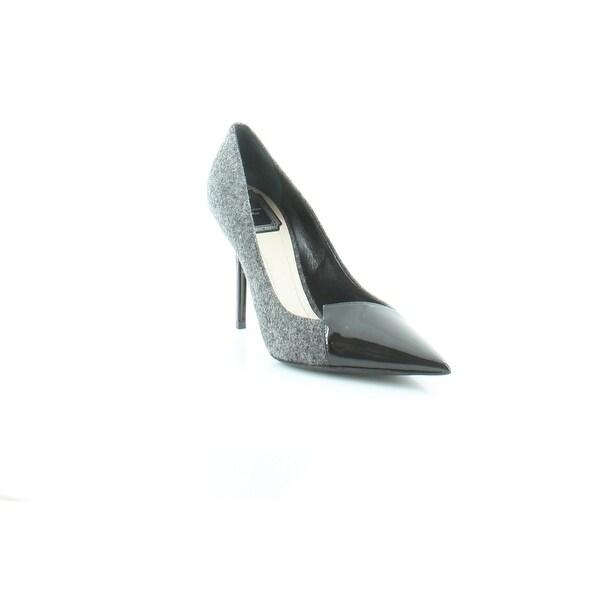 Christian Dior Spade Women's Heels Gray / Black - 10