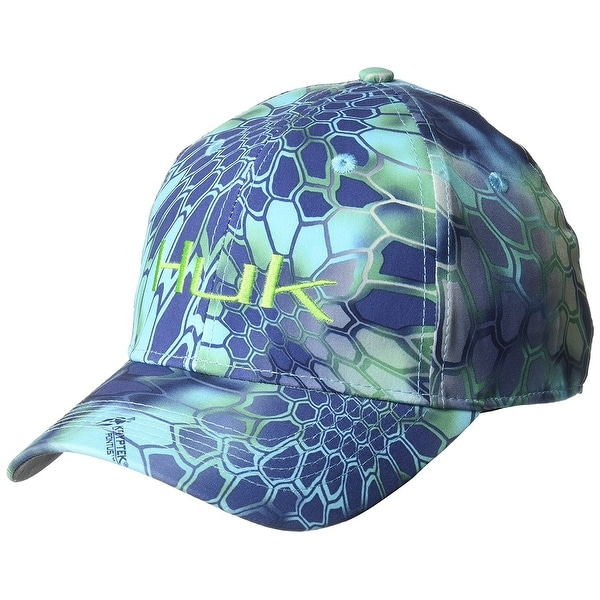 db2a0cdc467a6 Shop Huk Kryptek Pontus Large X-Large Stretch Cap - Free Shipping On Orders  Over  45 - Overstock - 21833494