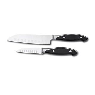 J.A. Henckels International Forged Synergy 2-pc Asian Knife Set