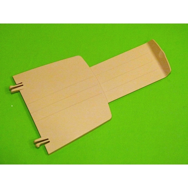 OEM Brother Paper Eject Tray: MFC4300, MFC-4300, MFC4600, MFC-4600, IntelliFax2600, IntelliFax-2600 - N/A
