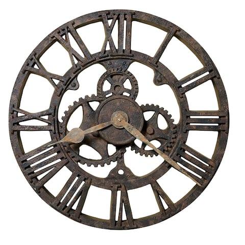 Howard Miller Allentown Polyresin Oversized Wall Clock