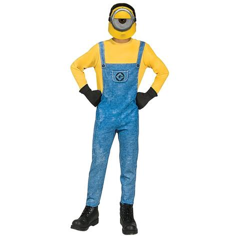 Despicable Me 3 Mel Minion Costume Child - Yellow
