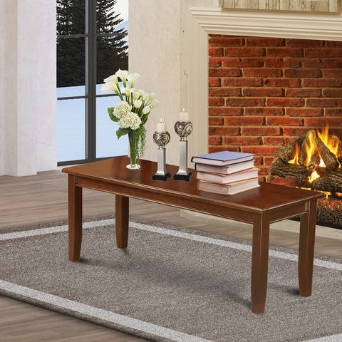 Copper Grove Lucien Backless Dining Bench