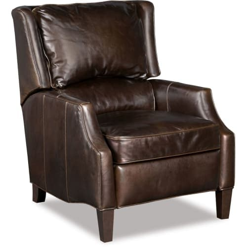 Charmant Hooker Furniture RC147 088 29 Inch Wide Leather Recliner From The Jake  Collectio