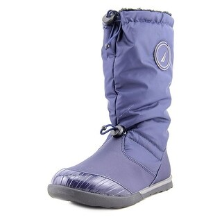 Nautica Amistead Women Round Toe Synthetic Blue Rain Boot
