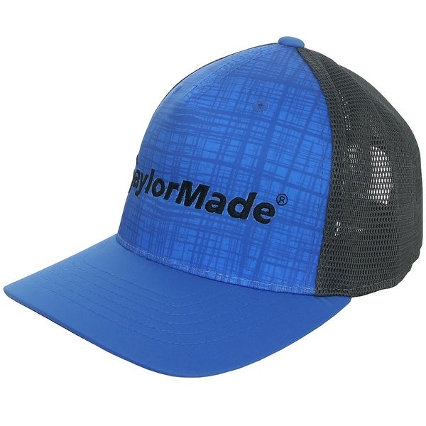6853a461 Shop TaylorMade Adidas ClimaCool Flexfit Tech 110 Snapback Mesh Hat - Free  Shipping On Orders Over $45 - Overstock - 18408453
