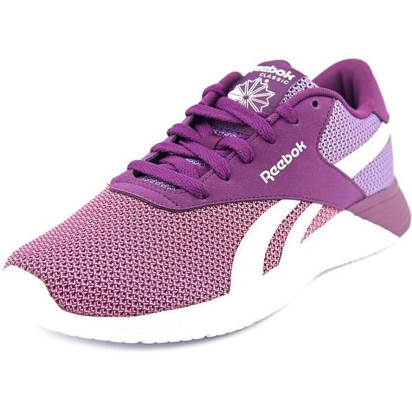 Reebok EC Ride FS Women Round Toe Synthetic Pink Running Shoe