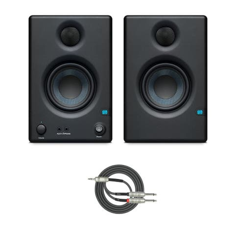 Presonus Eris-E3.5 2-Way Near Field Studio Monitor (PAIR) with Cable