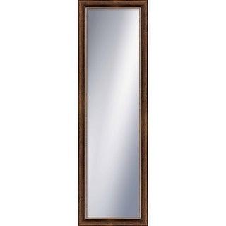 """PTM Images 5-1294 52"""" x 16"""" Rectangular Framed Mirror - Gold"""