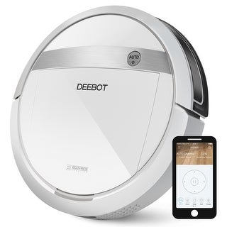 ECOVACS DEEBOT DM88 WiFi App/Smartphone Controlled Robotic Floor Cleaner