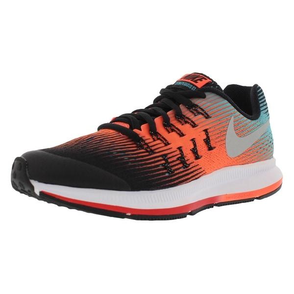 best website 7738e f2c8e Nike Zoom Pegasus 33 (Gs) Junior  x27 s Shoes - 4 M