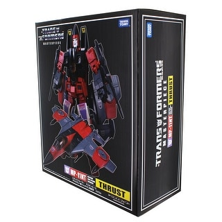 Transformers Masterpiece MP-11NT Thrust Action Figure - multi