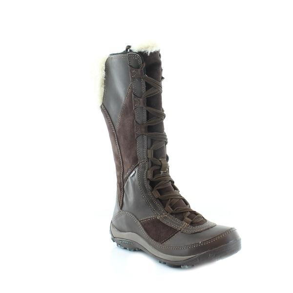 Merrell Prevoz Women's Boots Brown