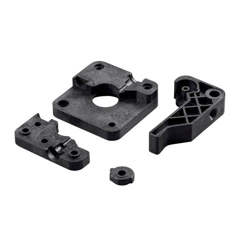 Monoprice Delta Mini Feed Plate for Extruder Motor Replacement / Spare Parts for Selective Monoprice 3D Printers