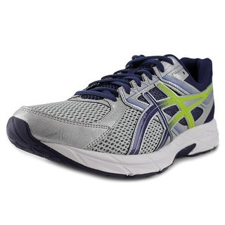 Asics Gel-Contend 3 Men Round Toe Synthetic Silver Running Shoe