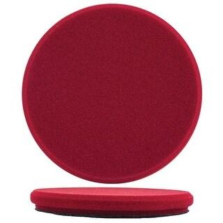 Meguiars 5 Inch Soft Foam Cutting Disc Soft Foam Cutting Disc - Red - 5 Inch