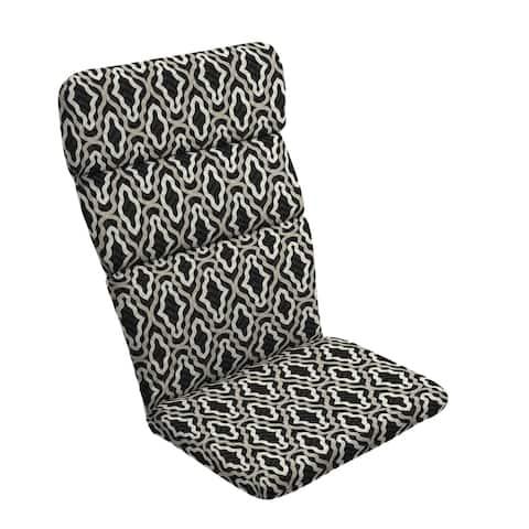 Arden Selections DriWeave Amalfi Trellis Outdoor Adirondack Cushion - 45.5 in L x 20 in W x 2.25 in H