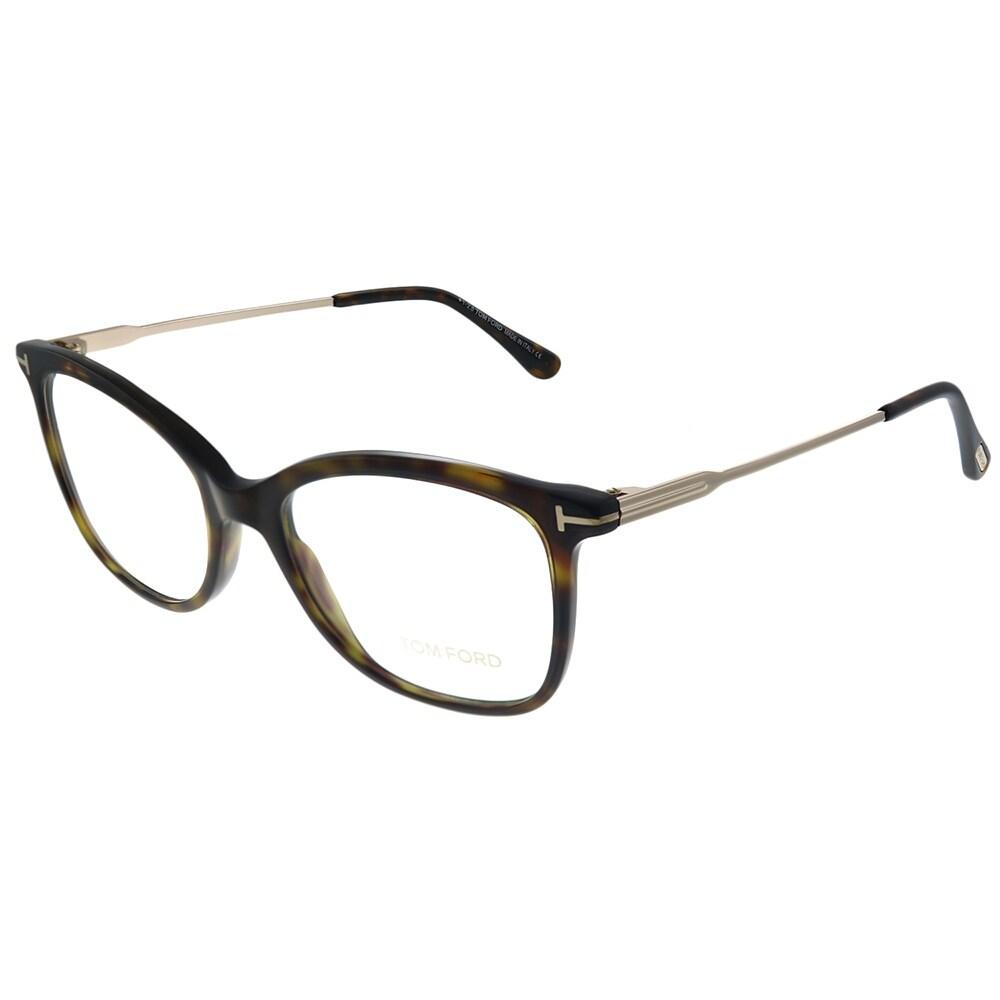Eyeglasses Tom Ford FT 5510 F 001 shiny black