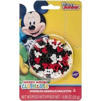 Sprinkles-Mickey Mouse