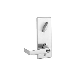 schlage commercial locks. Schlage S251RD-SAT S200-Series Commercial Tubular Interconnected Double Locking Entrance Saturn Lever Set Locks