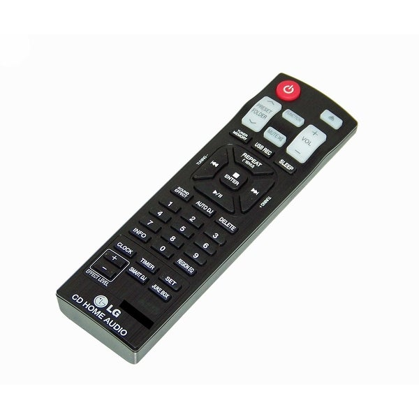 OEM LG Remote Control Originally Shipped With: CM8430