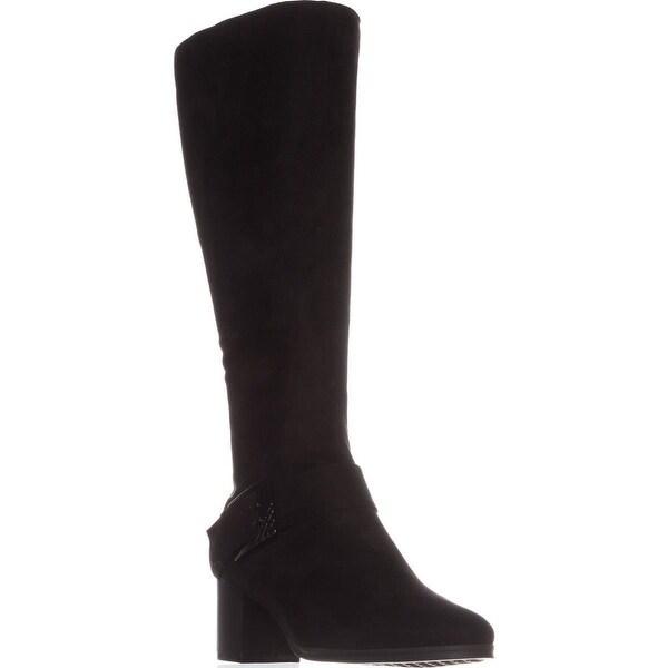 Aerosoles Chatroom Knee High Boots, Black - 8 us