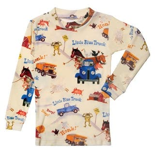 Children's Exclusive Little Blue Truck Pajama Set - Officially Licensed|https://ak1.ostkcdn.com/images/products/is/images/direct/f2ccb5ca55f7d9a5787ce64a4bf8f520a3e8ebf9/Children%27s-Exclusive-Little-Blue-Truck-Pajama-Set---Officially-Licensed.jpg?impolicy=medium