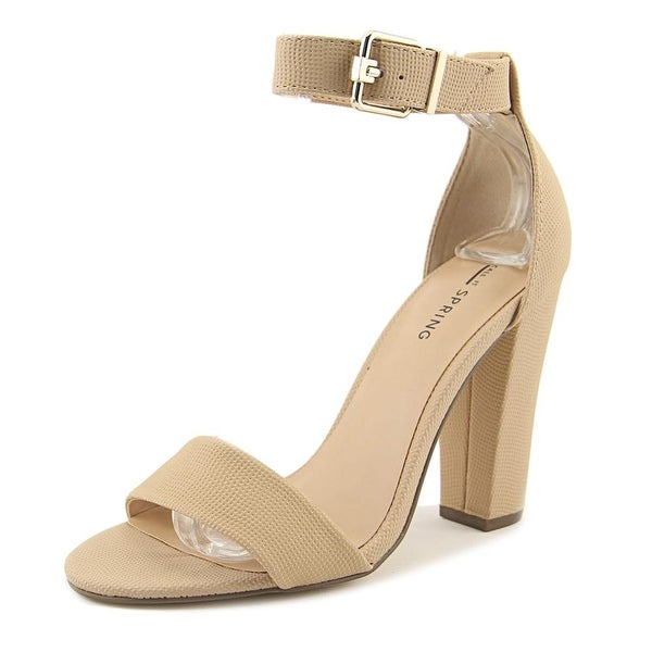 fe834ba50fe Shop Call It Spring Arther Women Nude Sandals - Free Shipping On ...