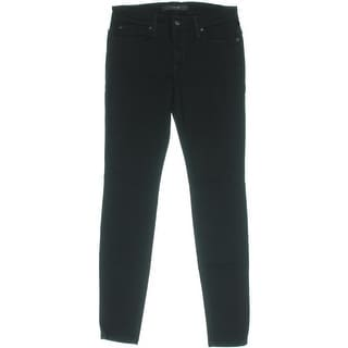 Joe's Jeans Womens Regan Mid-Rise Phone Pocket Skinny Jeans