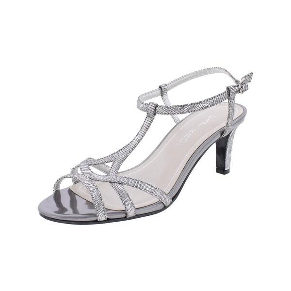 91ac6e9e81a92 Shop Caparros Womens Bonita Evening Sandals Lizard Print Open Toe ...