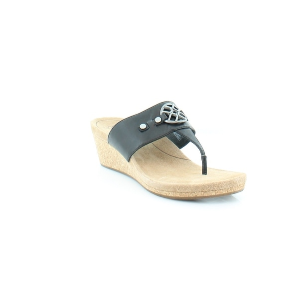 UGG Briella Women's Sandals & Flip Flops Blk - 8
