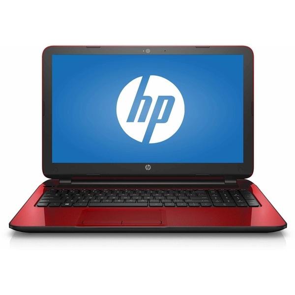 "10 Photos 15 Reviews: Shop HP 15-AF039CA 15.6"" Laptop AMD A6-6310 1.8GHz 4GB"